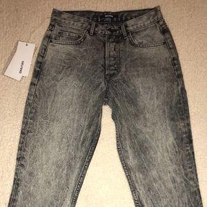 NWT GRLFRND Karolina High Waist Jeans